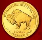 Buffalo Goldmünze